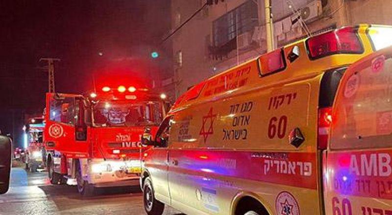 حيفا : مصرع مسنة تعرضت لحادث دهس