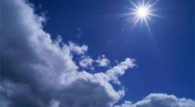 حالة الطقس: موجة حارة تضرب البلاد حتى الأربعاء