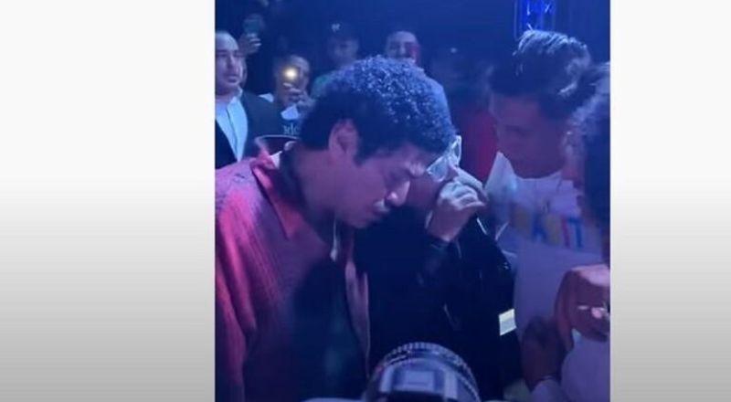 اشتباك بين الفنان باسم سمرة والمطرب عمر كمال تثير ضجة في مصر