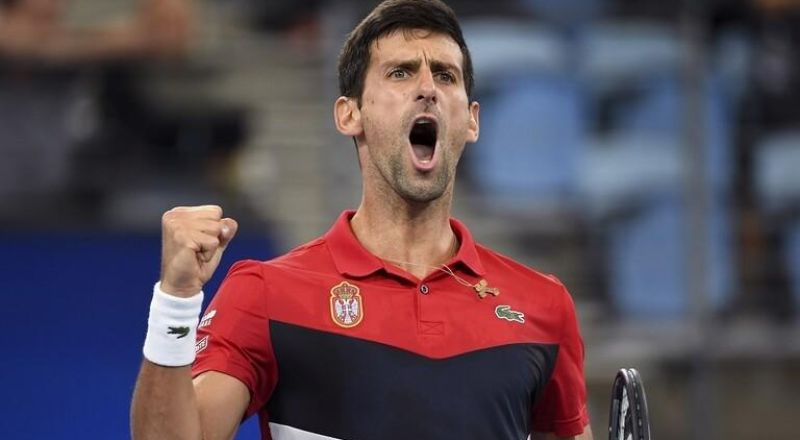 دجوكوفيتش سينظم دورة كرة مضرب خيرية في في صربيا وكرواتيا والجبل الأسود والبوسنة والهرسك