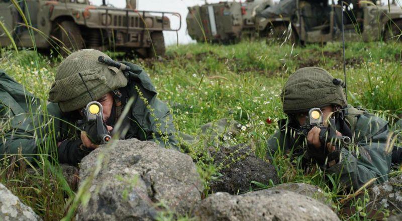 الجيش الاسرائيلي يكشف عن نوع التدريبات الجديدة لمواجهة سيناريوهات الحرب على الحدود اللبنانية