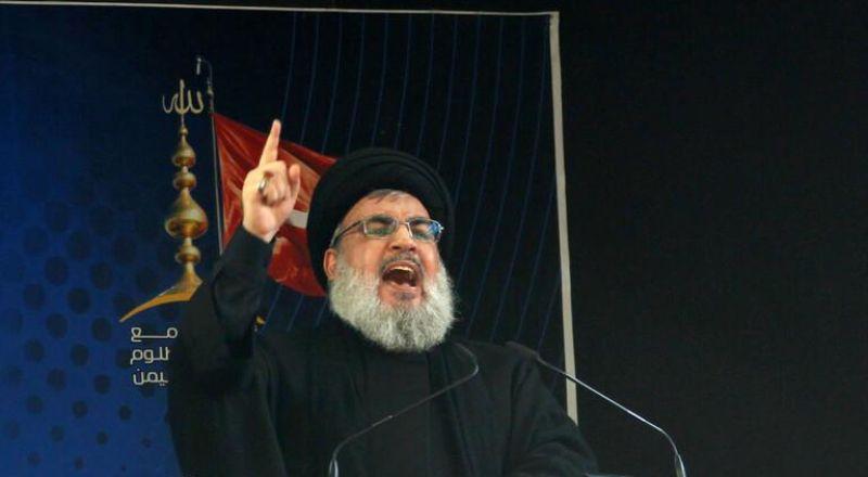 نصر الله : أنظمة عربية وإسلامية تساعد إسرائيل