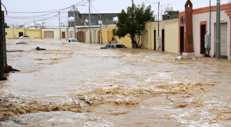 السعودية.. السيول تجرف 3 آلاف قطعة أثرية