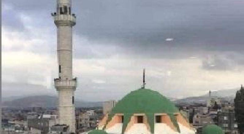سخنين : إقتحام مسجد ابو بكر الصديق والسرقة