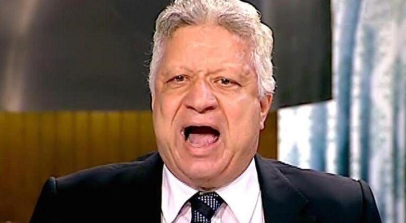 """بعد رحيل كارتيرون المفاجئ.. مرتضى منصور يتهم فريقا عربيا بـ""""القرصنة"""""""