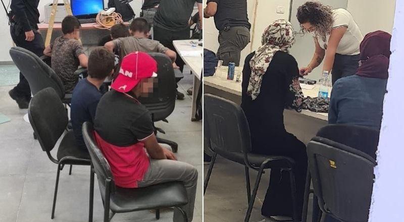 اعتقال 14 متسولًا خلال نشاط للشرطة في مدينة عرابة وسخنين