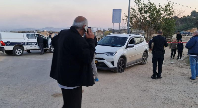 ام الفحم: اصابة رئيس البلدية السابق د. سليمان اغبارية بإطلاق نار