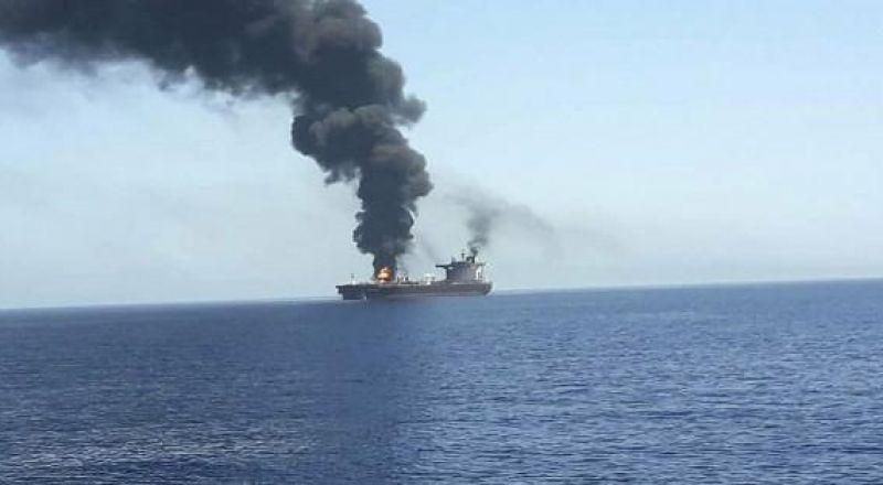 مقتل شخصين في استهداف سفينة إسرائيلية في بحر العرب  قبالة سواحل سلطنة عُمان