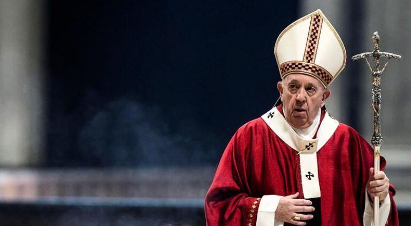 الإعلان عن حالة إصابة بكورونا داخل مقر إقامة البابا فرنسيس في الفاتيكان
