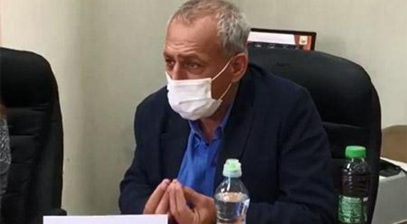رئيس البلدية للبروفيسور اش : ' اذا انهارت الناصرة سينهار كل الوسط العربي '