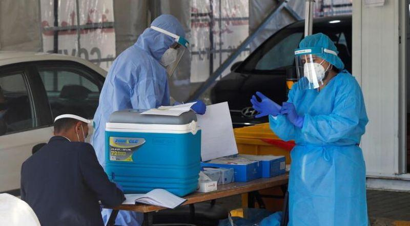 بدء حملة التطعيم ضد كورونا في الأردن