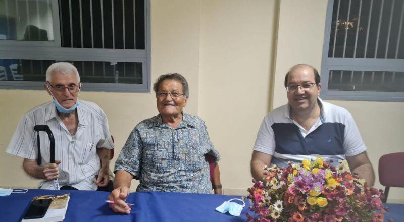 عيلبون: المجلس المحلي يستضيف الدكتور حاتم كناعنة في أمسية ثقافية