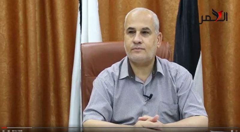 الناطق باسم حماس فوزي برهوم في مقابة حصرية للحمرا