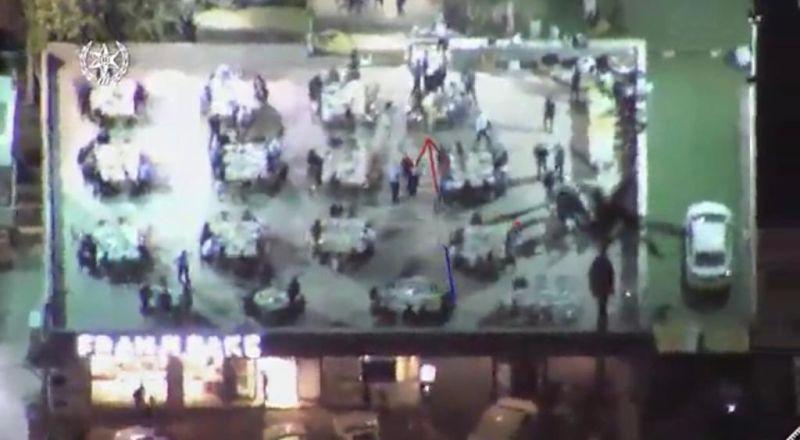 بمساعدة طائرة مروحية: الشرطة تضبط حفل زفاف اقيم  على سطح منزل في بلدة البعنة