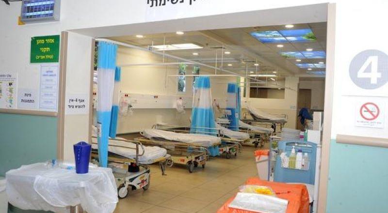 مستشفى نهاريا : وفاة مسنة من أبو سنان بقسم الكورونا