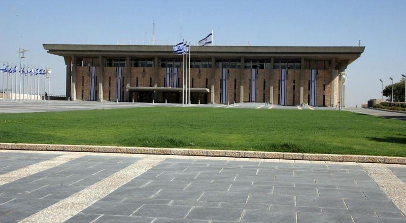 الحكومة الإسرائيلية تؤدي اليمين الدستورية أمام الهيئة العامة في الكنيست