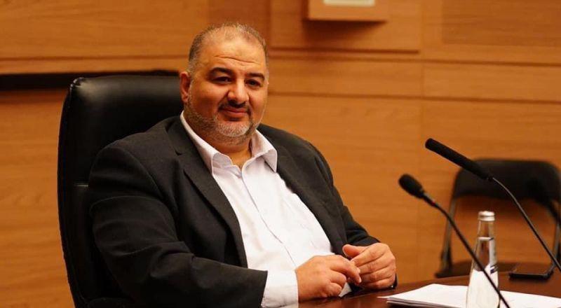 """منصور عباس: """"هذا موقفي وليكن واضحًا للجميع اليوم وكلّ يوم"""""""