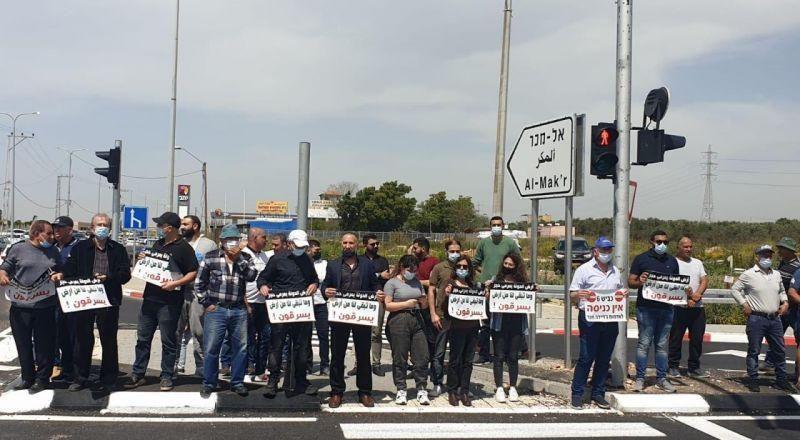 رؤساء سلطات محلية العربية تطالب بمراجعة الحاجة لشق عابر إسرائيل في الشمال وبالتعويض بأرض مقابل المصادرة