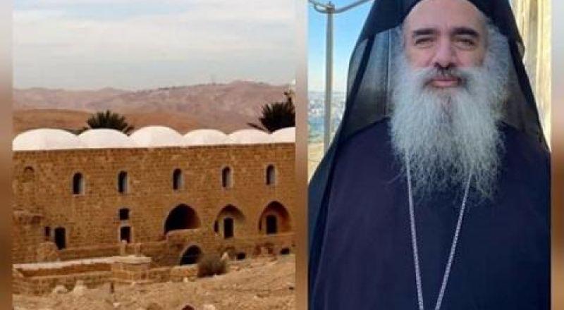 سيادة المطران عطا الله حنا : نعرب عن شجبنا واستنكارنا لما حدث في مقام النبي موسى