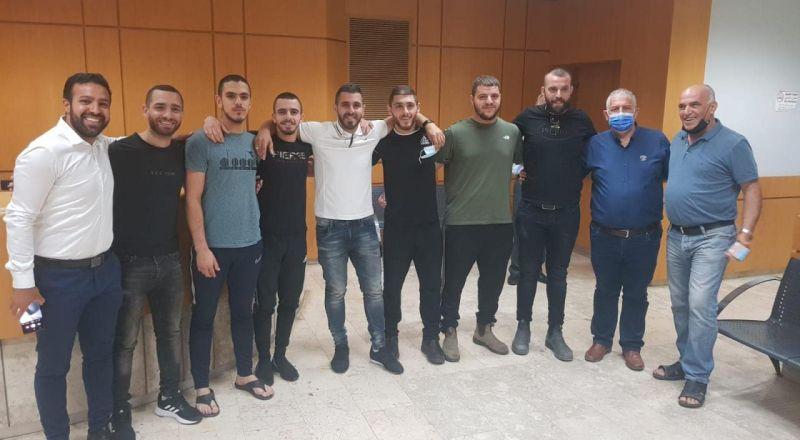 محكمة صلح الناصرة تطلق سراح عدد من معتقلي الاحداث الاخيرة وتمدد لعدد آخر من طمرة