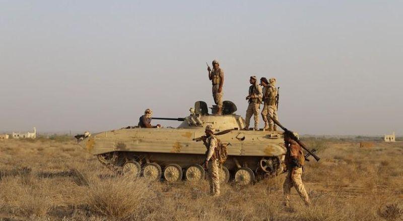 اليمن.. اللواء الخامس يسقط طائرة مسيّرة في ردفان