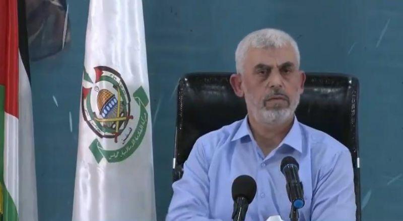 خطاب مباشر لرئيس المكتب السياسي لحركة المقاومة الاسلامية في غزة يحيى السنوار