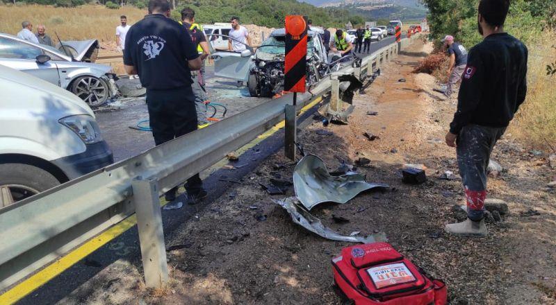 المغار: مصرع شابة (30 عامًا)  في حادث طرق مروّع