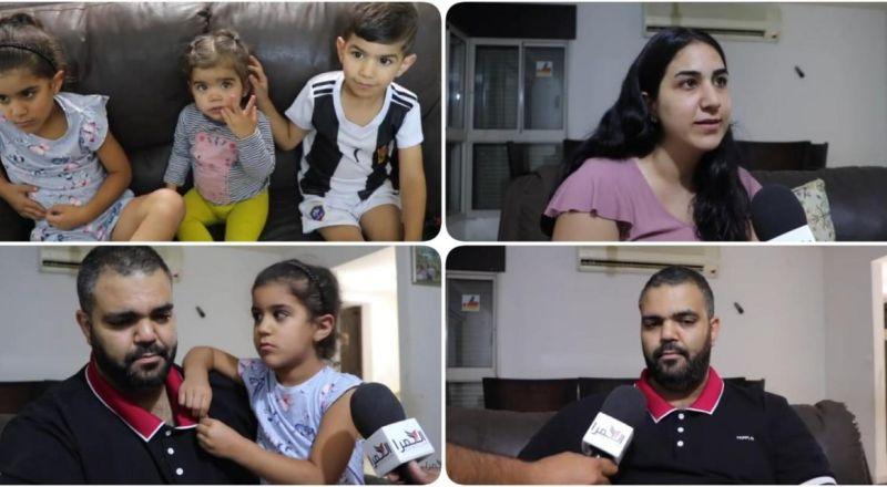 الرامة: شبح الإخلاء والتشريد يهدد عائلة وأطفالها