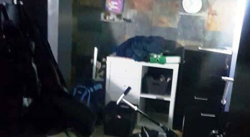 حيفا: حاسوب نقّال يتسبب باندلاع حريق في شقة
