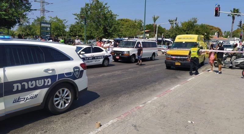 يافا :إطلاق نار وإصابة شخص بجراح حرجة