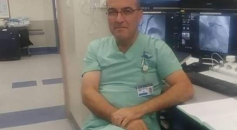 المغار: وفاة الدكتور ذياب غانم (٥٧) اثر نوبه قلبيه