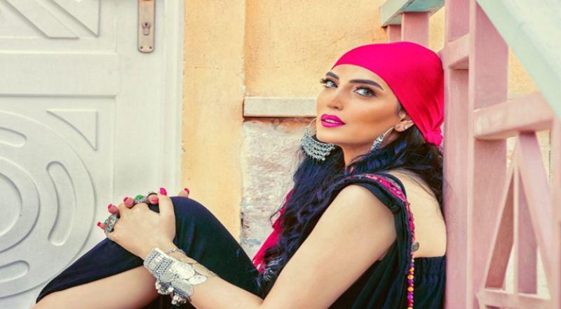 أول ظهور للفنانة المصرية حورية فرغلي بعد تجميل أنفها