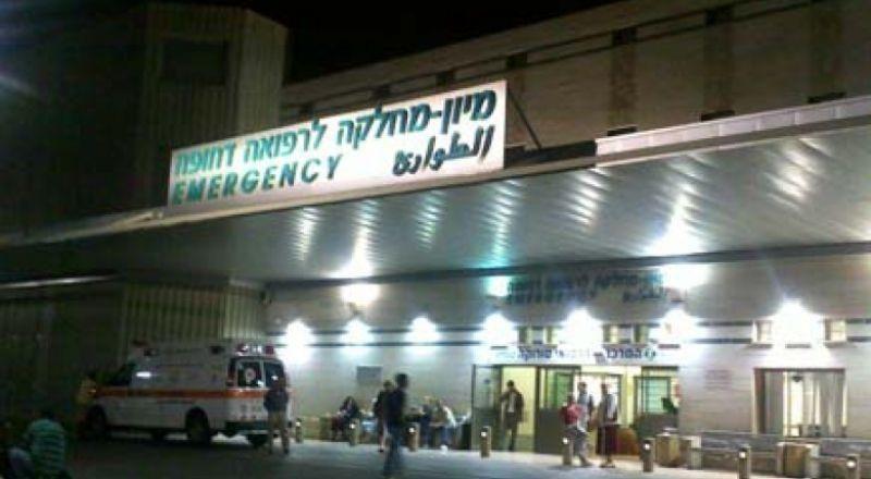 اصابة شاب في عرعرة النقب ونقله للمستشفى