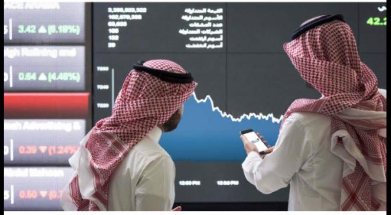 بورصتا السعودية ودبي تقودان مكاسب أسواق الشرق الأوسط