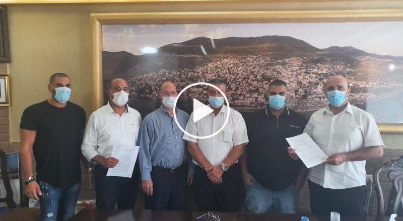 بعد النشر بالحمرا: الارسالية المعمدانية توقع اتفاقية مع سيلا قزعورة